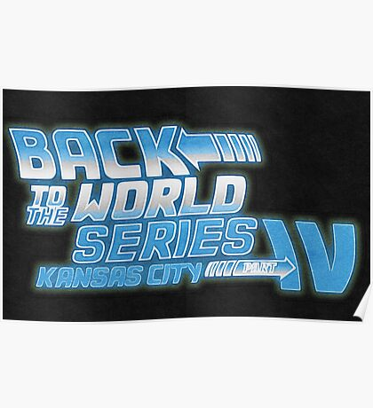 Back To The World Series!! Poster
