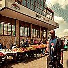Apple Market by Henny Boogert