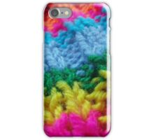 Pick Knit iPhone Case/Skin