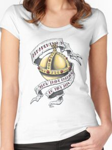 The Holy Hand Grenade Women's Fitted Scoop T-Shirt