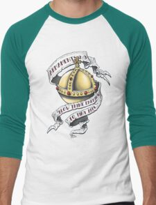 The Holy Hand Grenade Men's Baseball ¾ T-Shirt