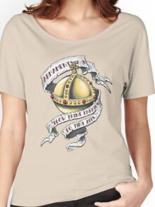The Holy Hand Grenade Women's Relaxed Fit T-Shirt