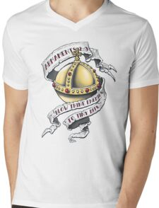 The Holy Hand Grenade Mens V-Neck T-Shirt