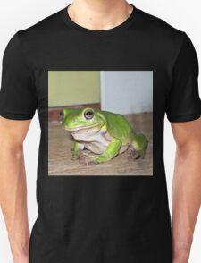 Moody green tree frog T-Shirt