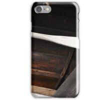 Canoe Paddle iPhone Case/Skin