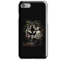 Godisnowhere666 - Manflesh iPhone Case/Skin