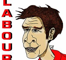Ed Miliband Cartoon Caricature 2 by Grant Wilson