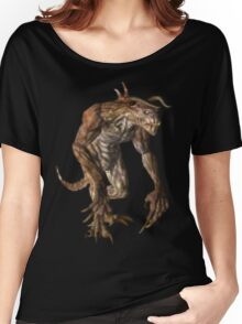 Pixel Deathclaw Women's Relaxed Fit T-Shirt