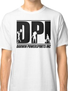 DPI Logo - Black Classic T-Shirt