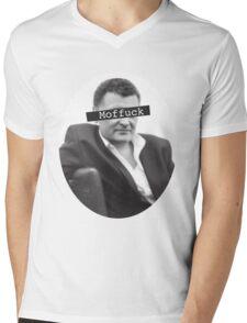 Moffuck Mens V-Neck T-Shirt