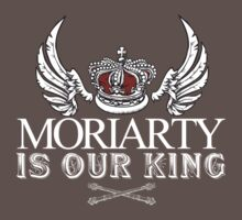 Moriarty Is Our King! One Piece - Short Sleeve