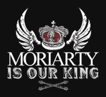 Moriarty Is Our King! One Piece - Long Sleeve