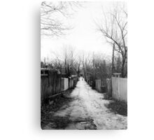 Melrose Lane Metal Print