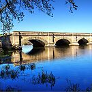 Ross Bridge, Tasmania by Christine Smith