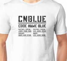 CNB Code Name Unisex T-Shirt
