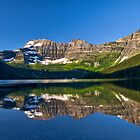 Cameron Lake by Peter Luxem