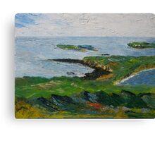 Connemara is calling Canvas Print