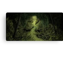 Forest Haven Canvas Print