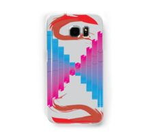Color Column Samsung Galaxy Case/Skin