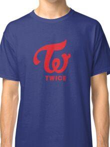 Twice Logo Classic T-Shirt