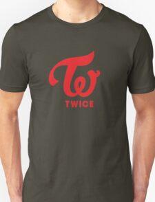 Twice Logo Unisex T-Shirt