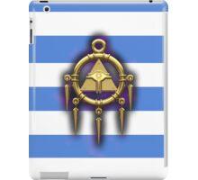 3D Millennium Ring - Yu-gi-oh! iPad Case/Skin