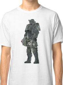 Pixel Brother of Steel Paladin Classic T-Shirt