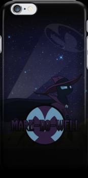 Mare-Do-Well: Trixie's Revenge by rozasupreme