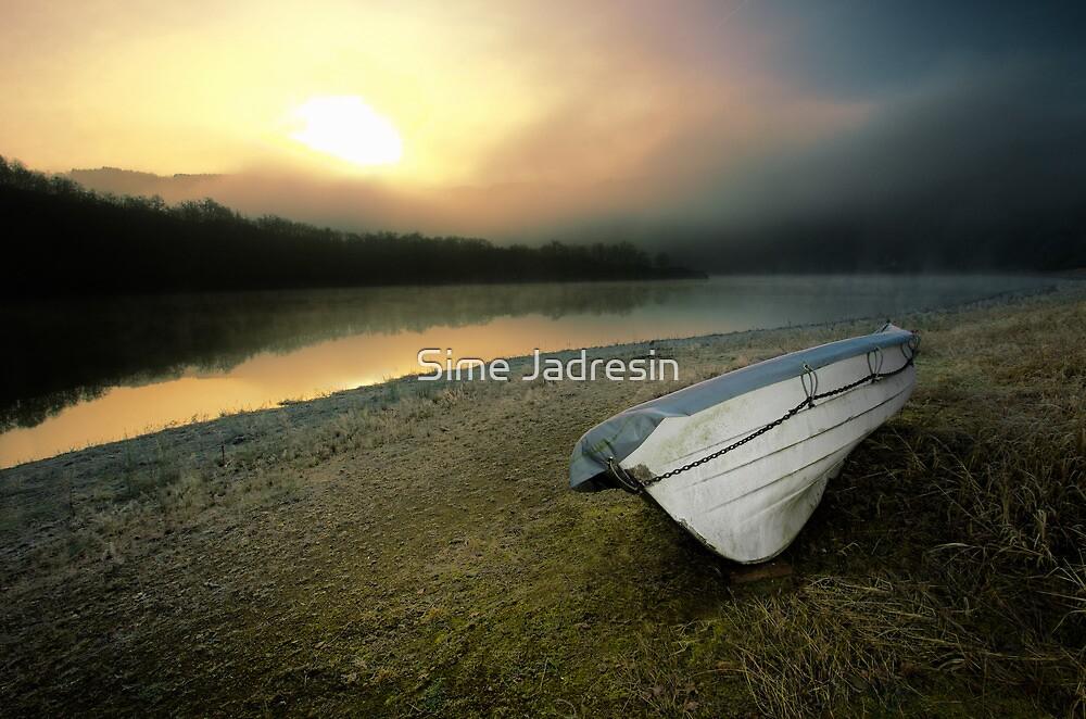 Hazy Morning by Sime Jadresin
