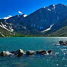 Convict Lake by photosbyflood