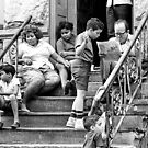 Family Stoop by Peter Zurla