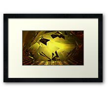 Bigger Bang Fade Framed Print