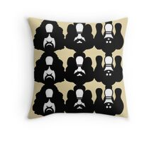 M.C. LEBOWSKI Throw Pillow