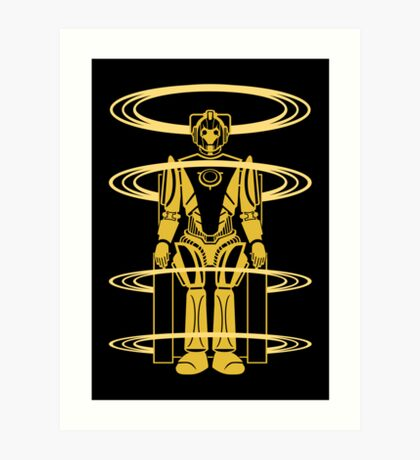 CYBEROPOLIS Art Print
