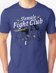 Female Fight Club T-Shirt