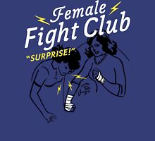 Female Fight Club Unisex T-Shirt