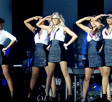 The Saturdays - All Fired Up Tour.  by Nicky Jones