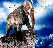 Mighty Wooly Mammoth! by Abie Davis