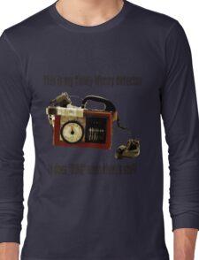 Timey-Wimey Detector Long Sleeve T-Shirt