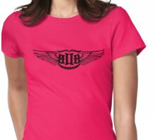 BTOB black logo Womens Fitted T-Shirt