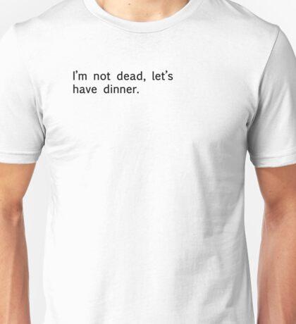 Scandal Text 4 (Black) T-Shirt