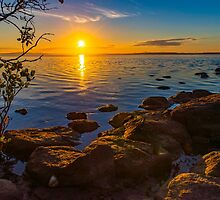 Australia Sunset by Adrian Alford Photography