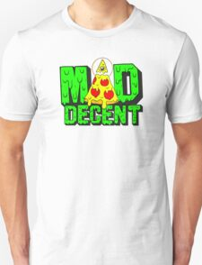 Mad Decent | Logo | Illuminati T-Shirt