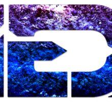 Zedd | Logo | Galaxy Sticker