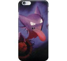 Pokemon - Haunter used Shadowball! iPhone Case/Skin
