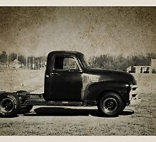 1955 Chevy Advance Design Pickup Truck by MrCamera71