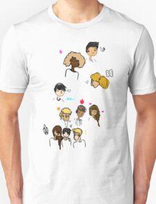 Heroes Of Olympus Unisex T-Shirt