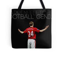 Football Genius Tote Bag