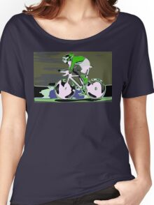 Cyclist 1 Women's Relaxed Fit T-Shirt