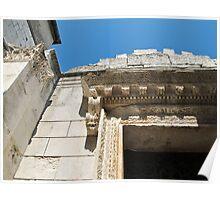 temple of jupiter Poster